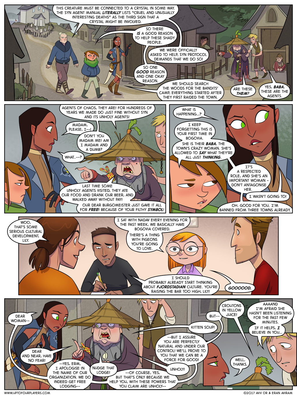 Wild at Heart – Page 4