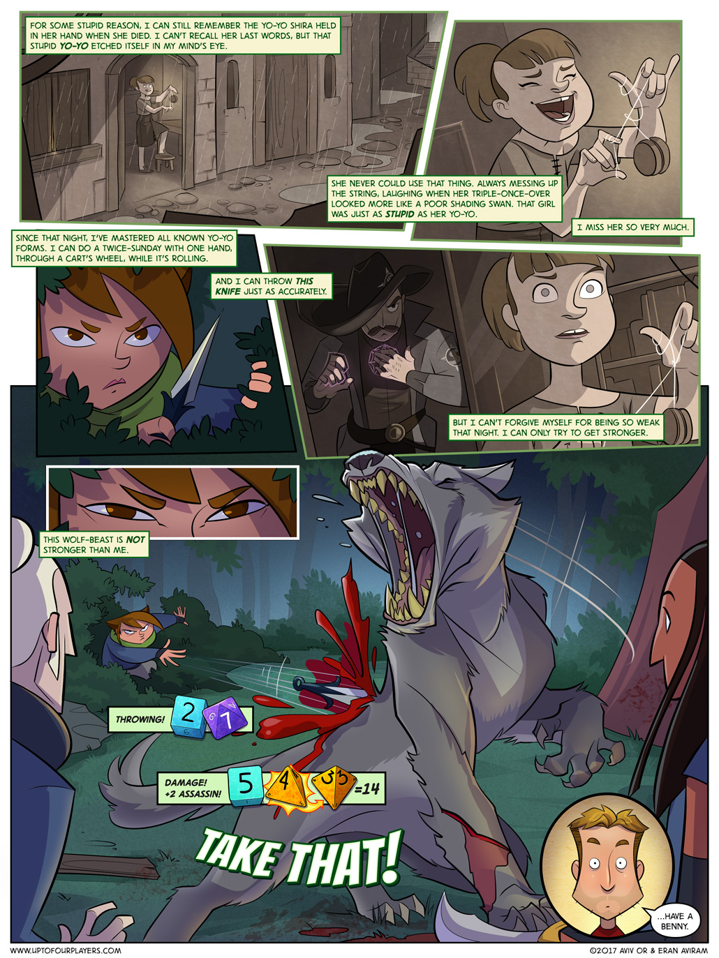 Wild at Heart – Page 11
