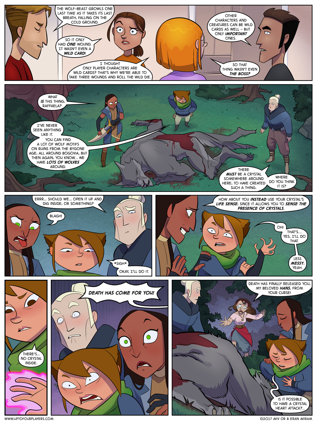 Wild at Heart – Page 12