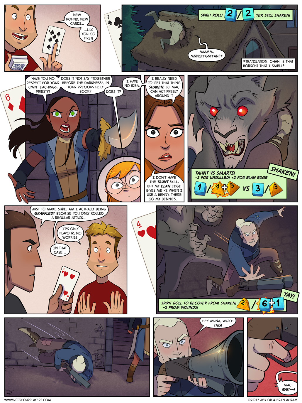 Wild at Heart – Page 22