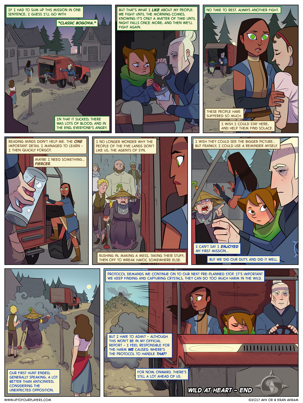 Wild at Heart – Page 24