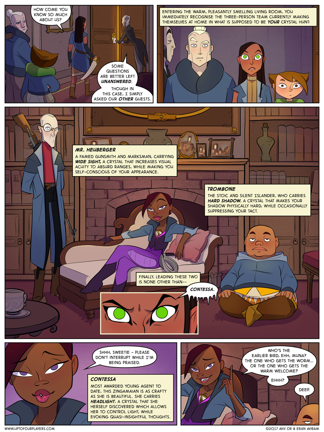 Home is Where the Heart is – Page 3