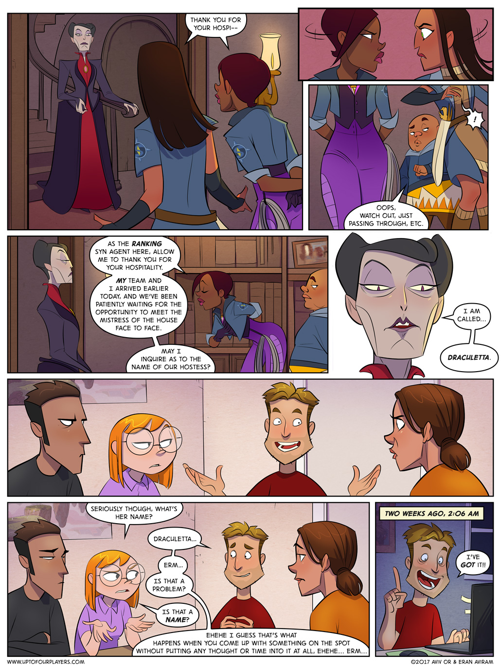 Home is Where the Heart is – Page 6