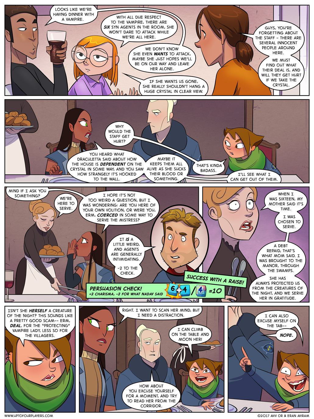 Home is Where the Heart is – Page 8