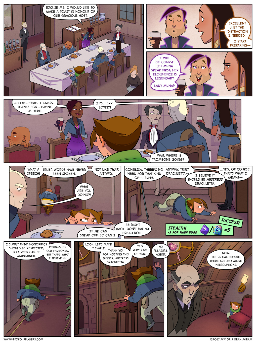 Home is Where the Heart is – Page 9
