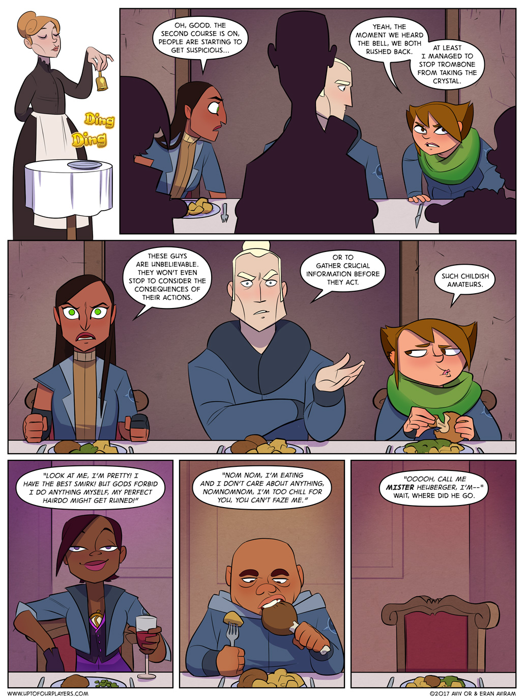 Home is Where the Heart is – Page 12