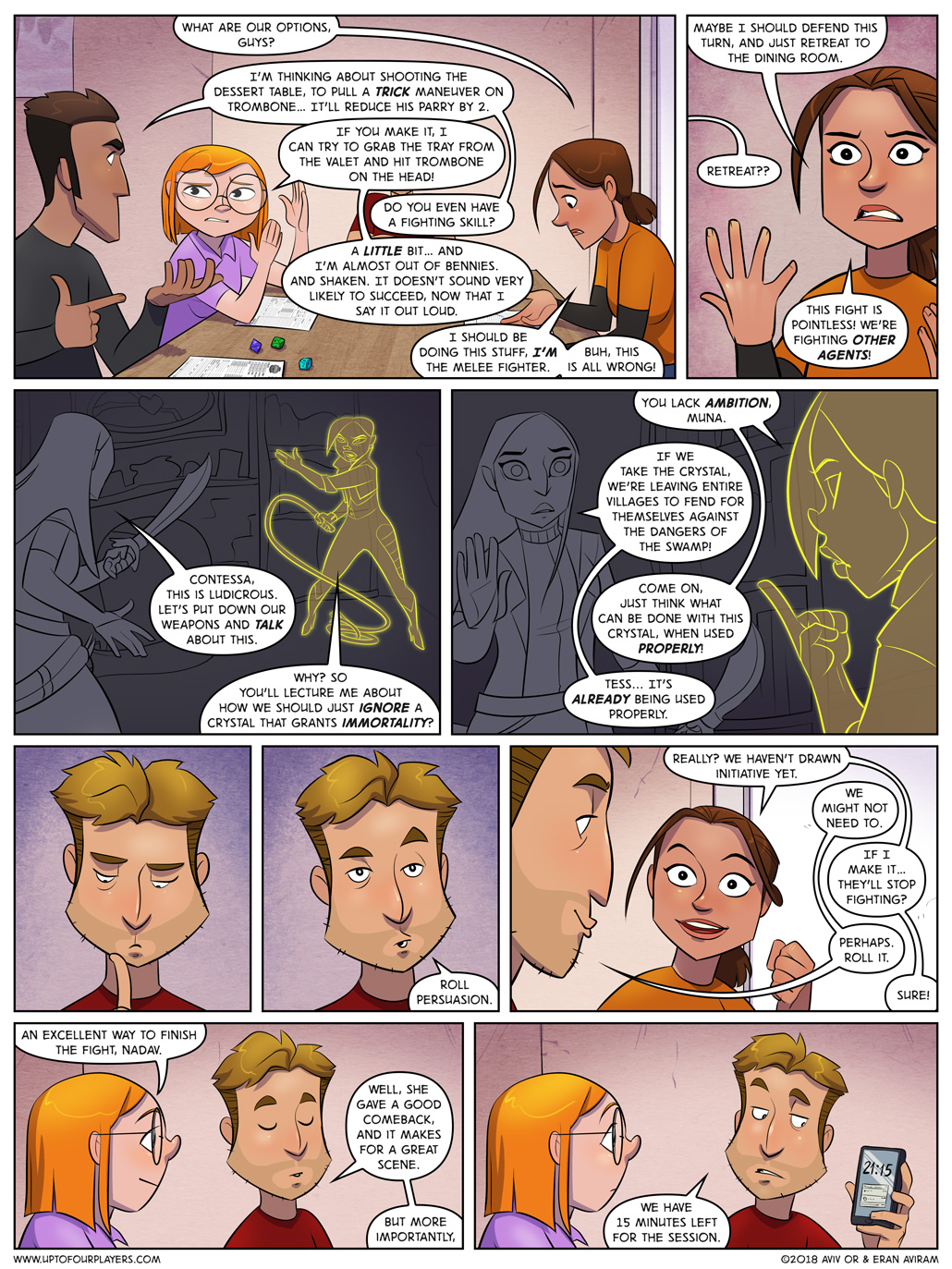Home is Where the Heart is – Page 24