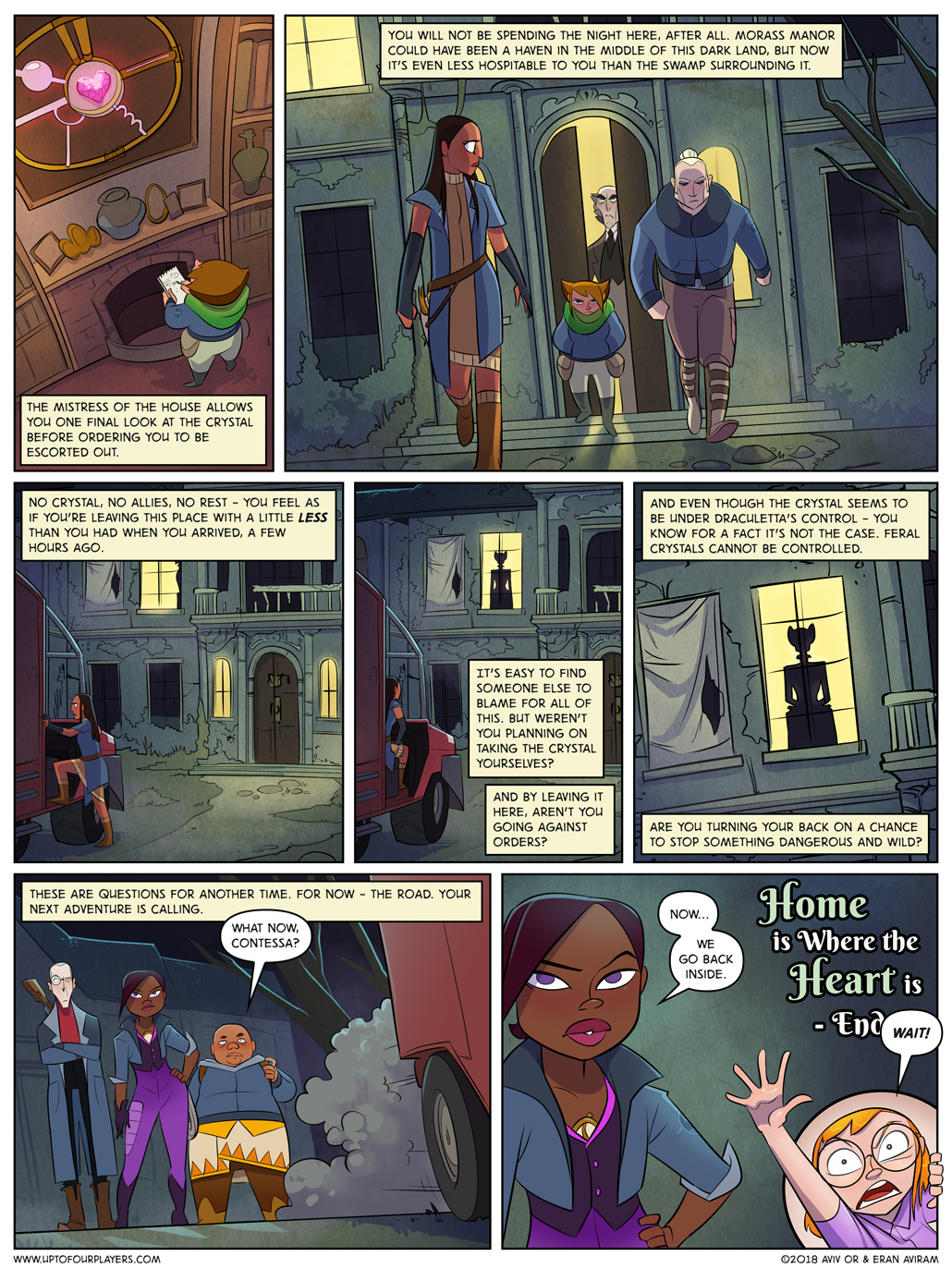 Home is Where the Heart is – Page 27
