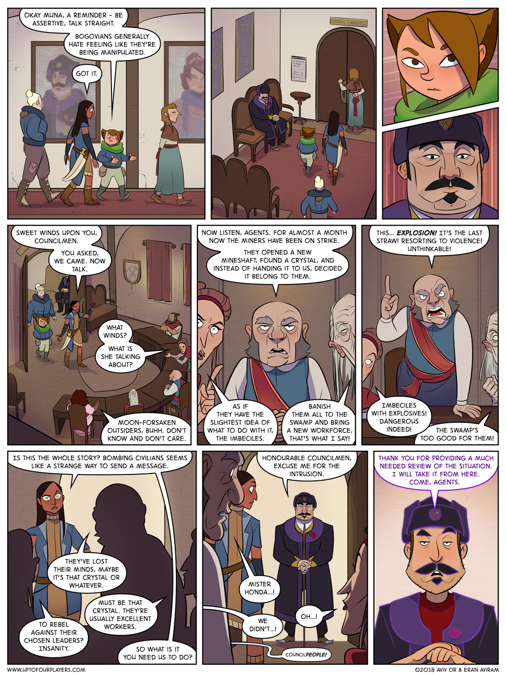 Heart of Stone – Page 8