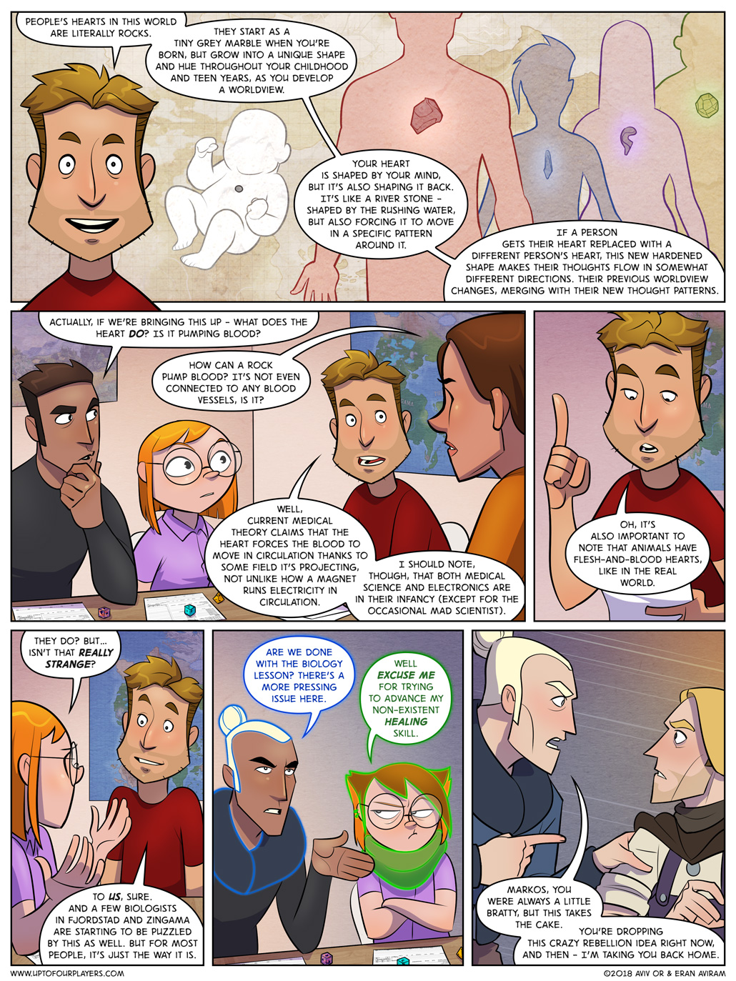 Heart of Stone – Page 16