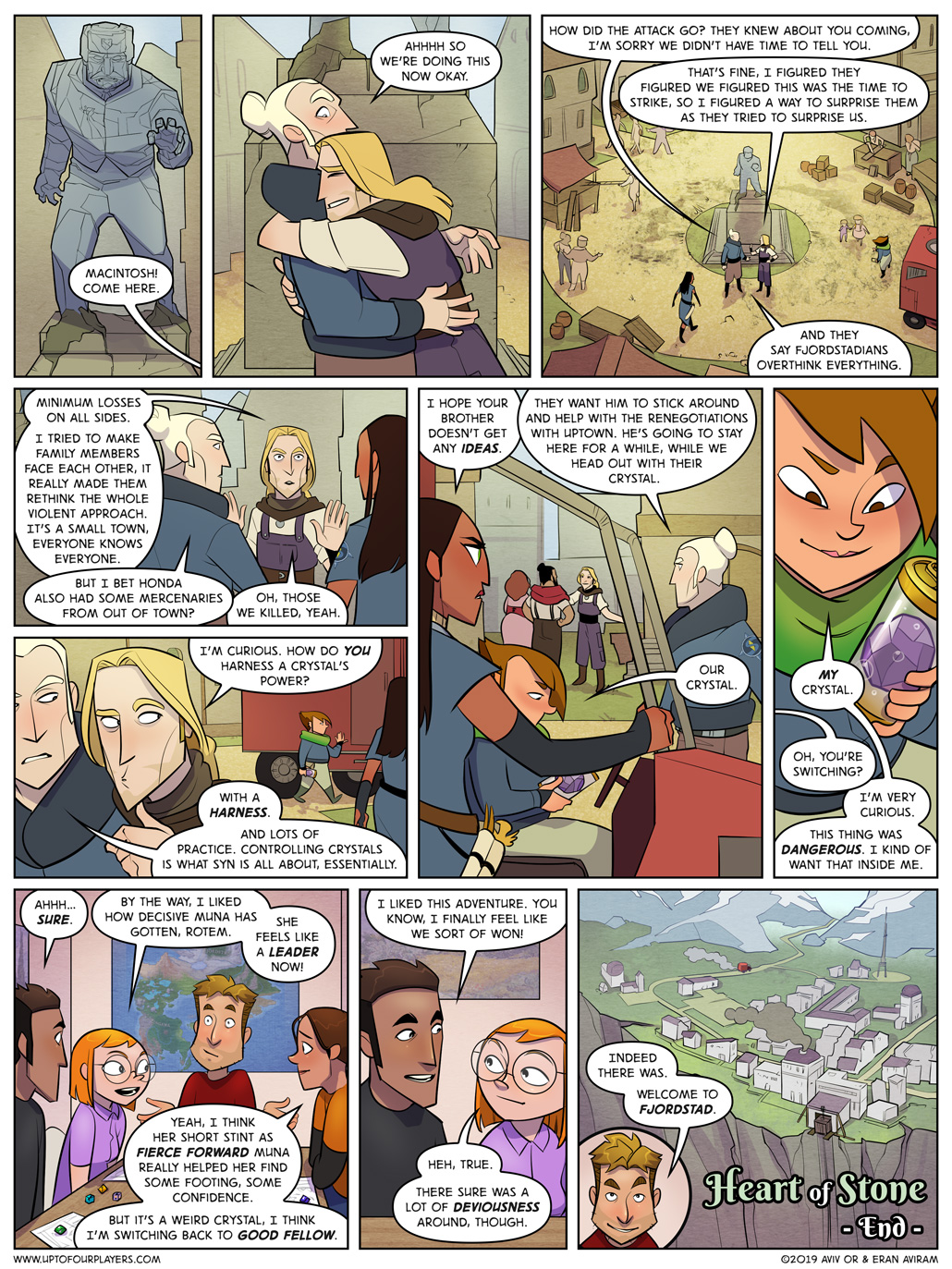 Heart of Stone – Page 33