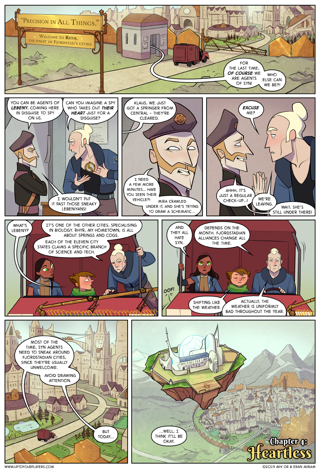 Heartless – Page 1