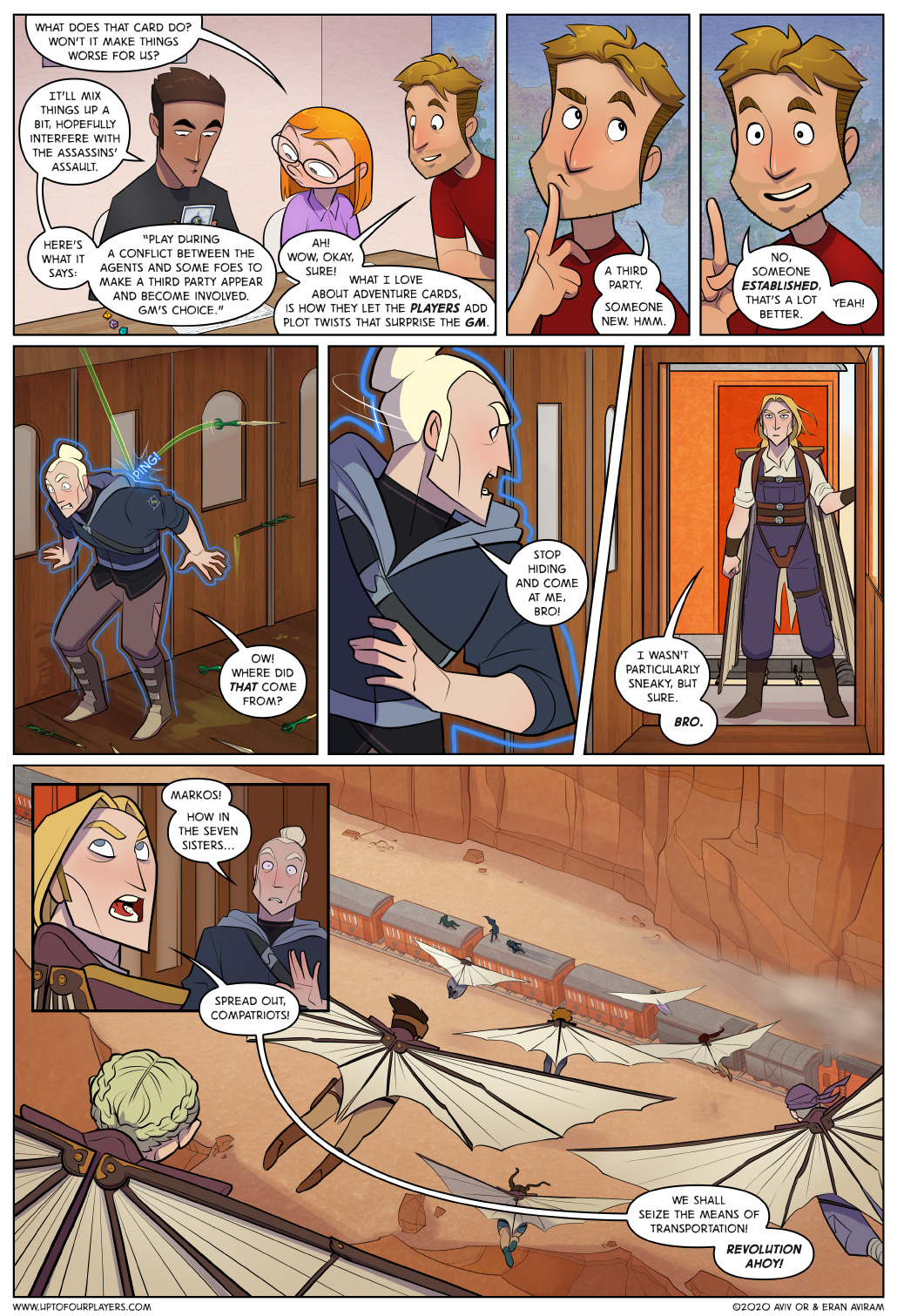 True to Your Heart – Page 7