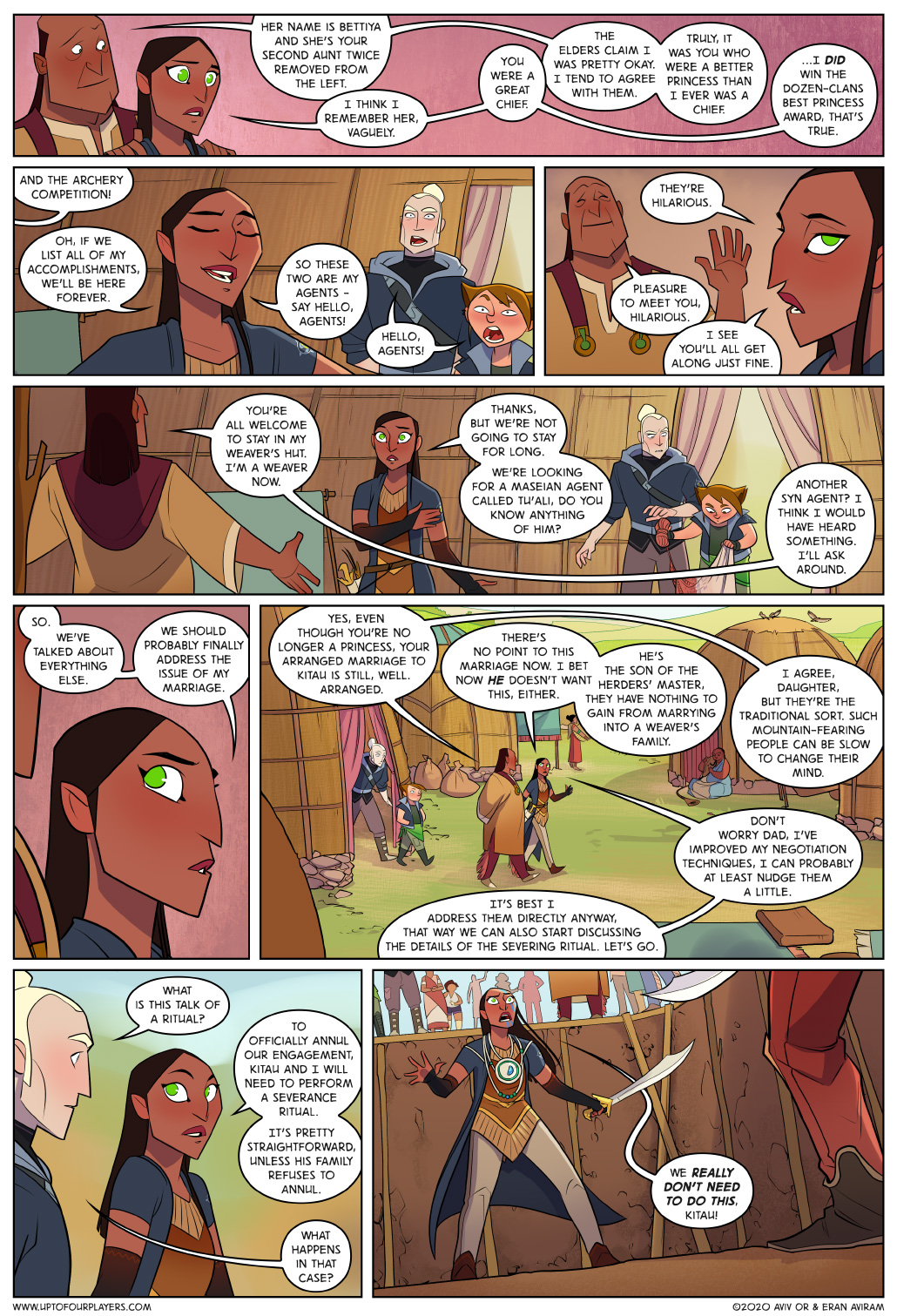 True to Your Heart – Page 14