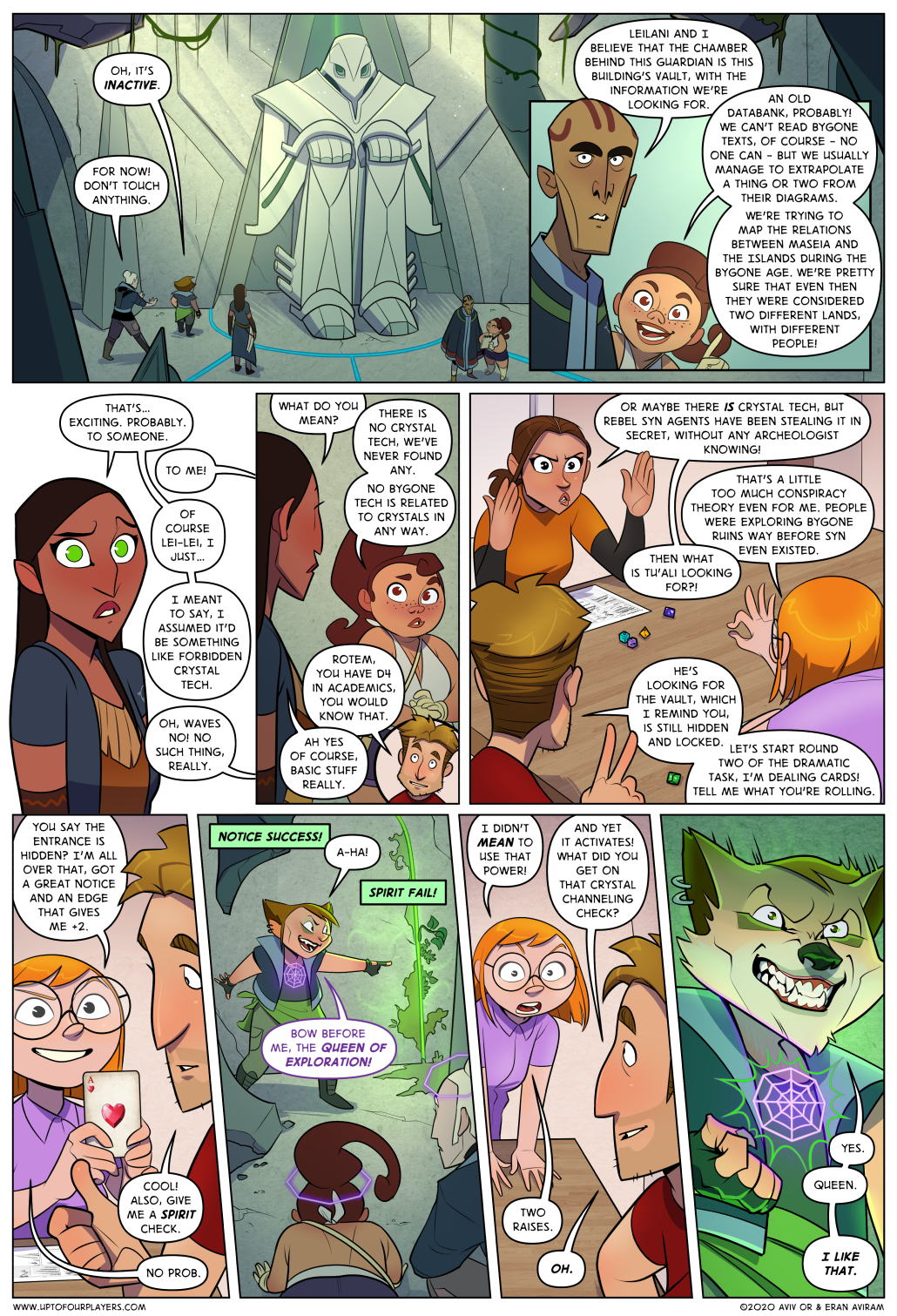 True to Your Heart – Page 23