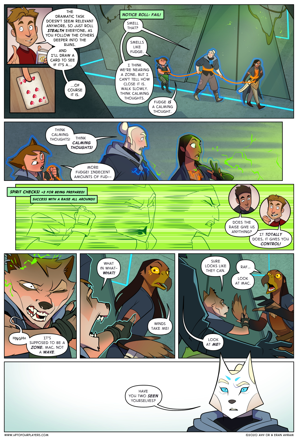 True to Your Heart – Page 26