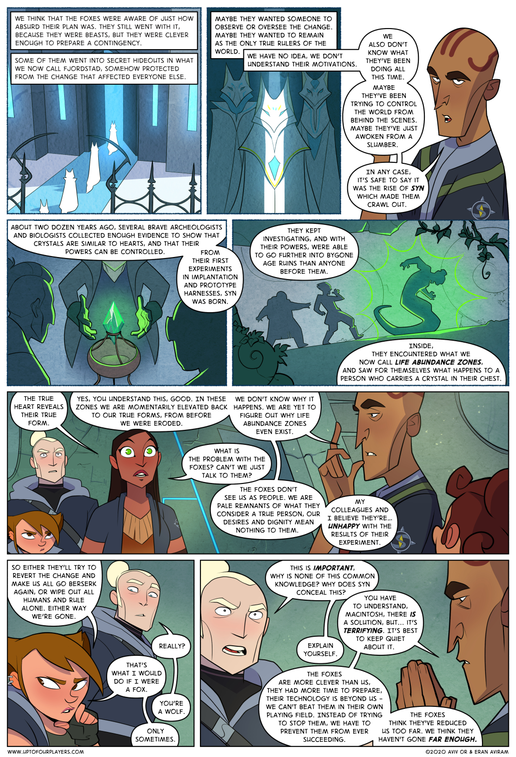True to Your Heart – Page 30