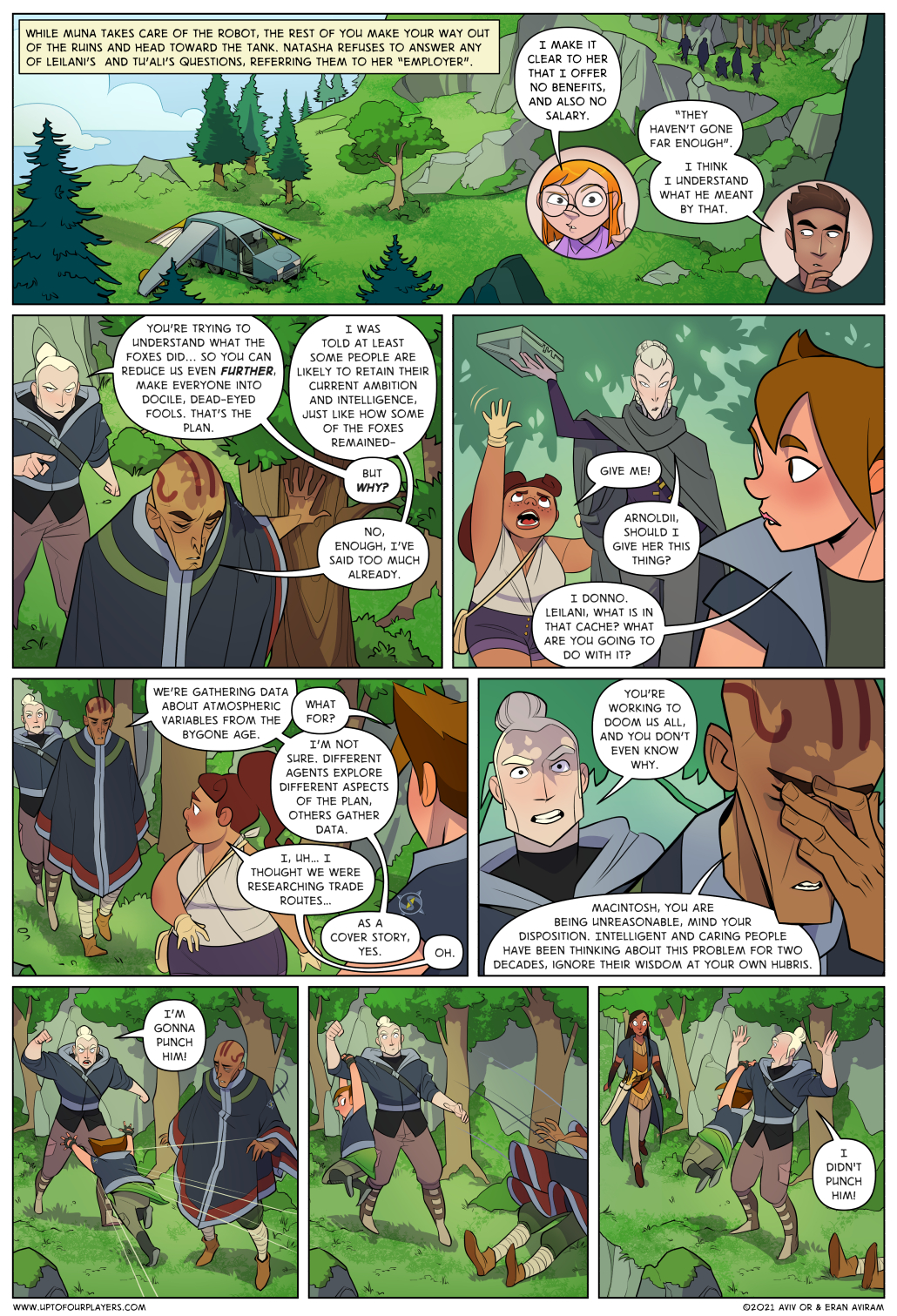 True to Your Heart – Page 33