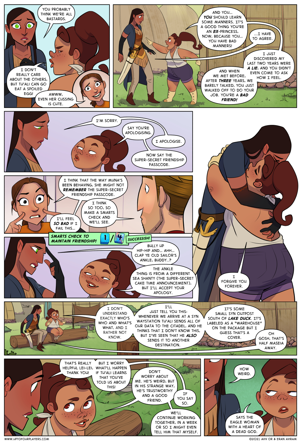 True to Your Heart – Page 37