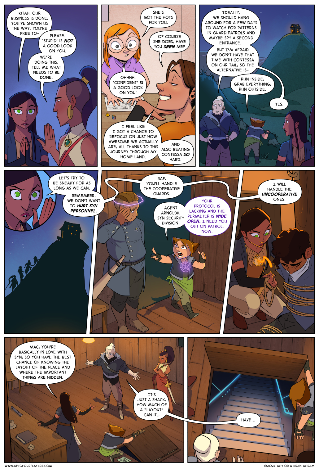 Change of Heart – Page 20