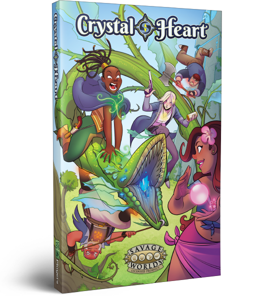 Crystal Heart Book Cover