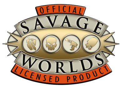 Crystal Heart is an official Savage Worlds licensed product!