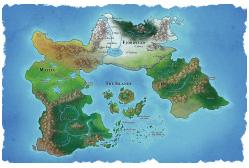 Five Lands Map