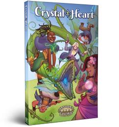 Crystal Heart - physical copy