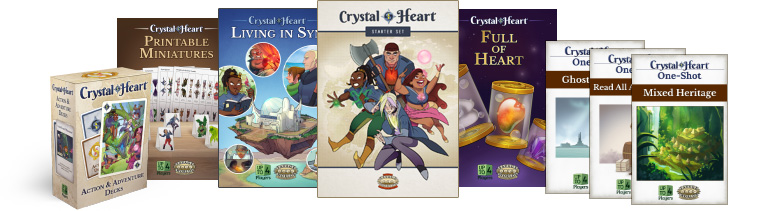 Read more about the Crystal Heart RPG